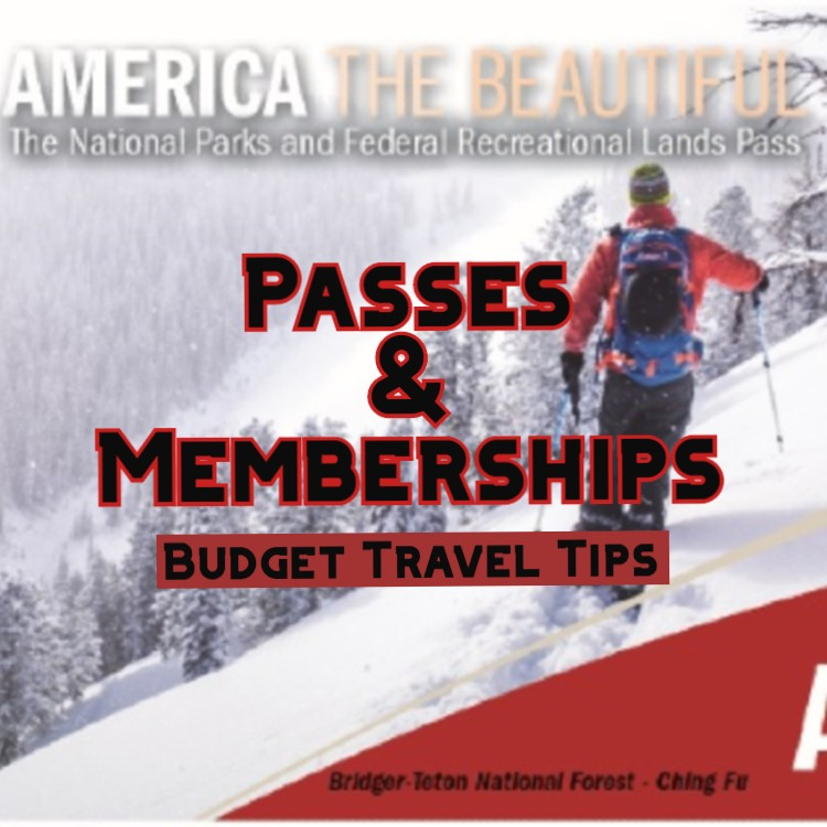 Passes and Memberships We Won't Go Without!